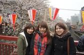 【2013東京賞花】 Day2:因為他們也需要別人幫他們拍照 哈~