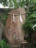 2009出發去東京DAY5:一堆很妙的石頭