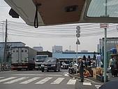 2009出發去東京DAY5:藍色屋頂的應該是傳說中的築地市場吧?!