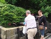 2009出發去東京DAY5:不免俗的要洗一下手