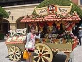 2009出發去東京DAY3:處處有花車