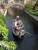 2009出發去東京DAY3:威尼斯渡船-其實頗有趣的