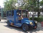 2009出發去東京DAY3:園內給懶人用的交通車
