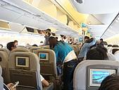 2009年9月~日本出差初體驗:終於上飛機了
