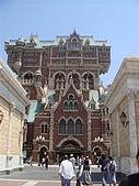 2009出發去東京DAY3:是關於一個旅館的故事