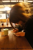 【2013東京賞花】 Day2:到了定點第一件事就是記帳