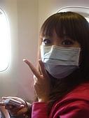 2009年9月~日本出差初體驗:其實飛機上很多人都沒戴口罩