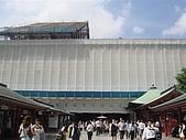 """2009出發去東京DAY4:這次居然換本殿在整修>""""<"""