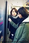 【2013東京賞花】 Day2:是因為沒睡飽嗎兩位