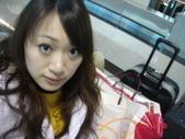 20061230東京1日目:在等阿龍和喵去辦漫遊手機