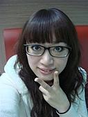 2010大阪,ただいま~:坐飛機懶得戴隱形眼鏡