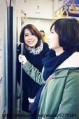 【2013東京賞花】 Day2:坐電車好歡樂(?)是假象...
