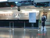 20061230東京1日目:JAA的櫃檯
