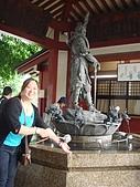 2009出發去東京DAY4:別忘了參拜前先洗手