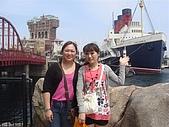 2009出發去東京DAY3:這邊有專人服務拍照
