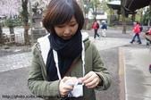 【2013東京賞花】 Day2:抽到的會是甚麼顏色呢?