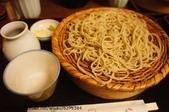 【2013東京賞花】 Day2:蕎麥麵上桌~點的是基本款 所以很樸素