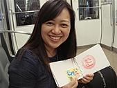 2010大阪,ただいま~:蒐集紀念章的觀光客