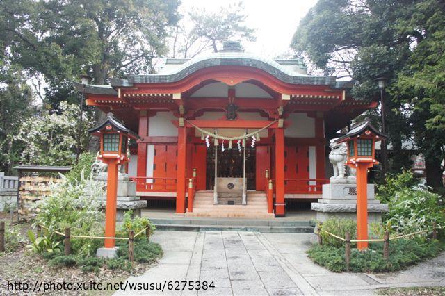 【2013東京賞花】 Day2:熊野神社
