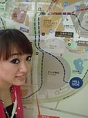 2009出發去東京DAY5:六本木地圖