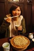【2013東京賞花】 Day2:蕎麥麵沾醬吃 還要加哇沙米才夠味