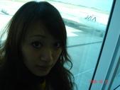 20061230東京1日目:想自拍但是臉黑掉了