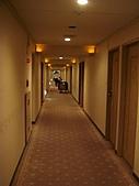 2010大阪,ただいま~:飯店走廊