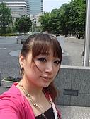 2009出發去東京DAY5:終於繞到朝日電視台的正門了