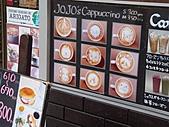 2010大阪,ただいま~:路邊發現的有趣咖啡店