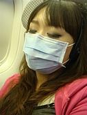 2009年9月~日本出差初體驗:大歐偷拍我睡覺....= =