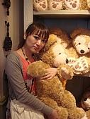 2009出發去東京DAY3:迪士尼的熊