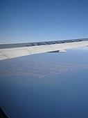 2009年9月~日本出差初體驗:睡了一覺起來,看到日本陸地了