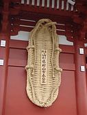 2009出發去東京DAY4:上次沒看到的大草鞋