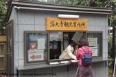 【2013東京賞花】 Day2:下公車的地方就會看到觀光案內所