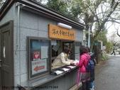 【2013東京賞花】 Day2:有各式地圖,還有親切的解說人員
