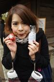 【2013東京賞花】 Day2:拍照難得正常可愛的陳奐