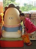 2009出發去東京DAY5:我的臉好小阿~哈哈