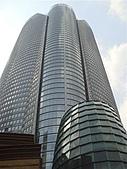 2009出發去東京DAY5:從朝日電視台看上去的森大樓