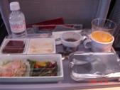 20061230東京1日目:飛機餐