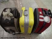 【2013東京賞花】Day1:第一天都還很輕的行李箱