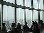 2009出發去東京DAY5:大大的落地窗好舒服