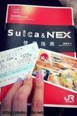 【2013東京賞花】Day1:來回票5500日元,回程的時候覺得錢花的很值得!!