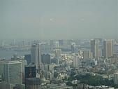 2009出發去東京DAY5:我上次是在對面那顆球看彩虹大橋和東京鐵塔