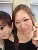 2009出發去東京DAY2:我和大姐的合照