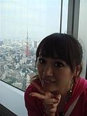 2009出發去東京DAY5:我想和東京鐵塔合照