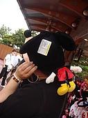 2009出發去東京DAY3:背後還有個小身體