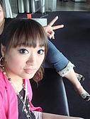2009出發去東京DAY5:走了一天需要坐著休息一下