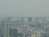 2009出發去東京DAY5:霧濛濛的是空氣不好嗎?