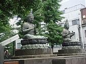 2009出發去東京DAY4:老人家在休息