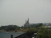 2009出發去東京DAY3:城堡的方向是disney land